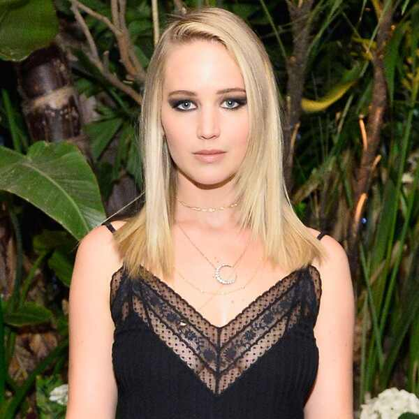 Jennifer Lawrence, ELLEs 24th Annual Women in Hollywood