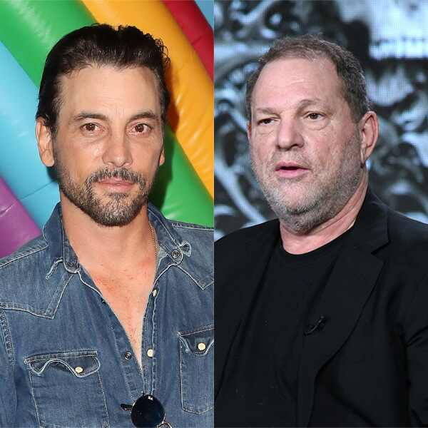 Skeet Ulrich, Harvey Weinstein