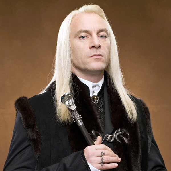 Jason Isaacs, Harry Potter