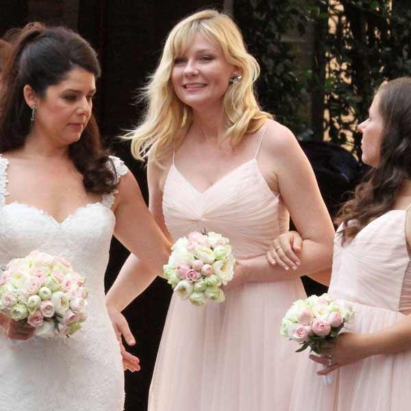 Kirsten Dunst, Bridesmaid