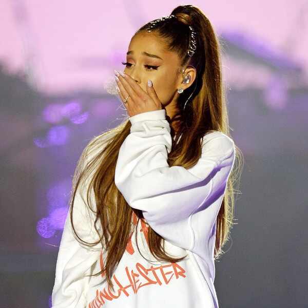 Ariana Grande, Manchester benefit concert