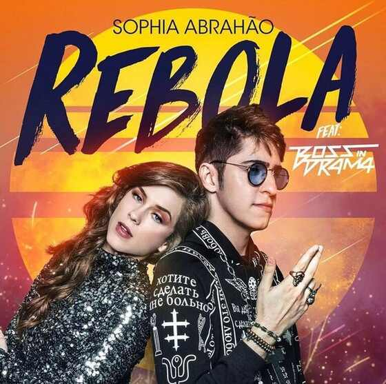 Sophia Abrahão, Boss In Drama