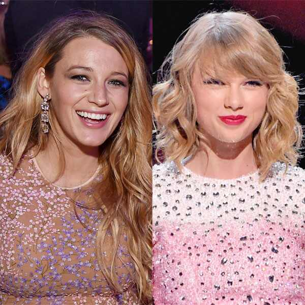 Blake Lively, Taylor Swift
