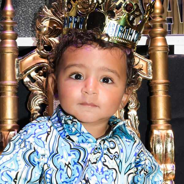 Asahd Khaled, First Birthday, DJ Khaled