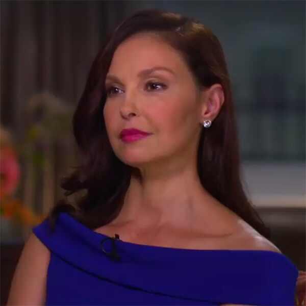 Ashley Judd, GMA