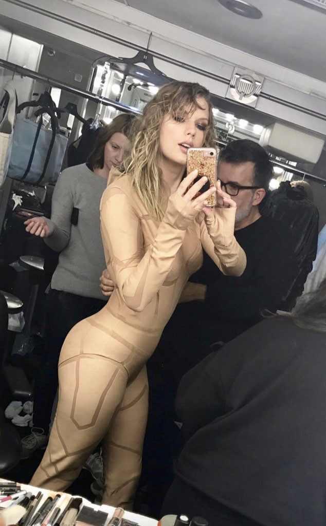 Taylor Swift Va Desnuda Realmente En El Vídeo De Ready For It