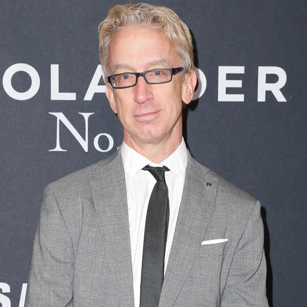 Andy Dick Fired From Film Over Allegations of Sexual Misconduct