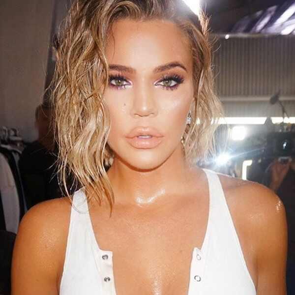 ESC: Khloe Kardashian, Eyebrows