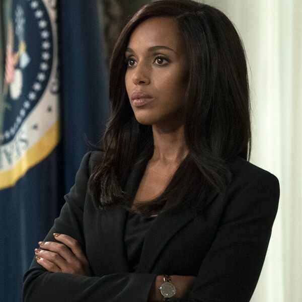 Scandal Season 7, Kerry Washington