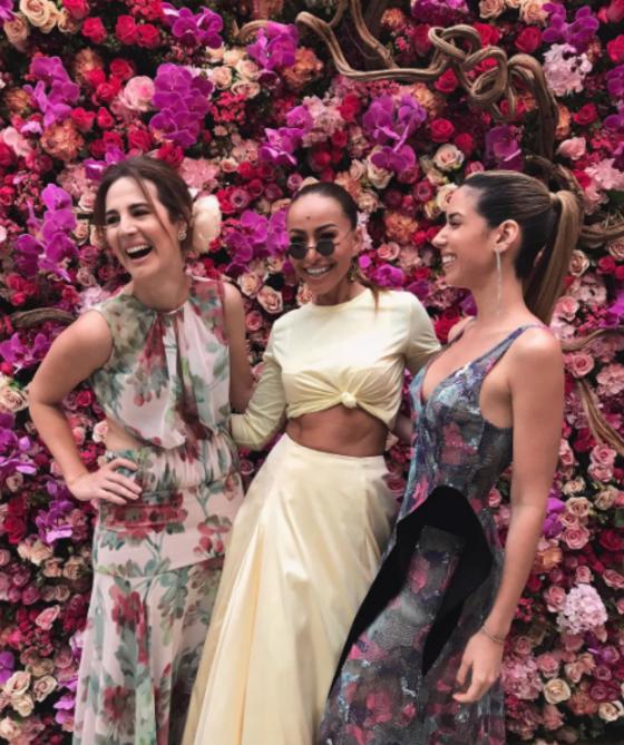 Os looks dos famosos no casamento de Marina Ruy Barbosa