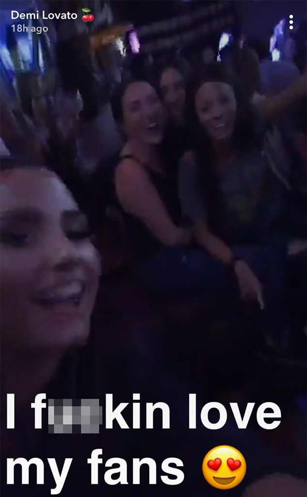 Demi Lovato, Fans