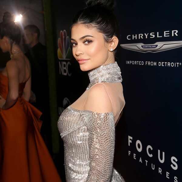 Kylie Jenner, Oscars 2017, Test