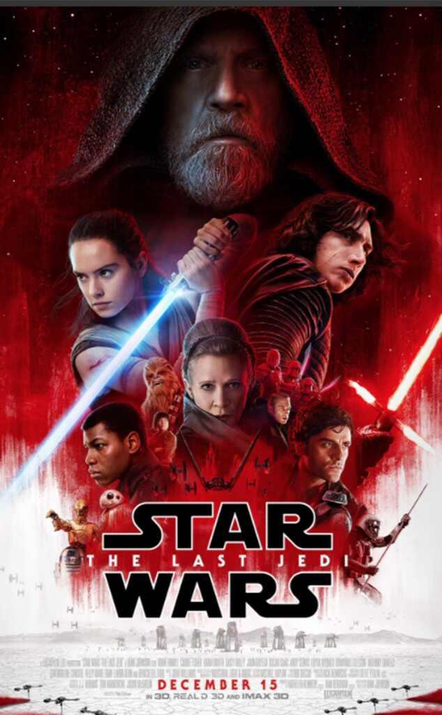 Star Wars: Last Jedi, Poster