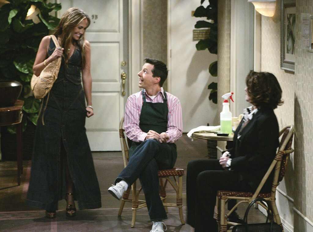 Jennifer Lopez, Will & Grace