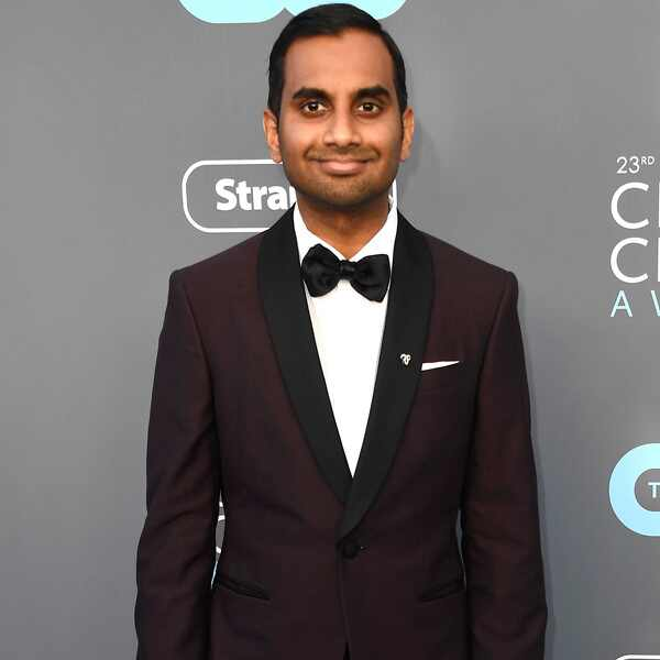 Aziz Ansari, 2018 Critics' Choice Awards