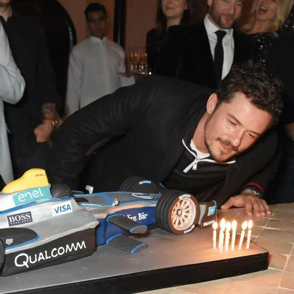 Orlando Bloom, Birthdays