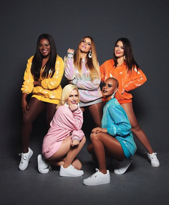 Rouge lança clipe da música inédita Bailando