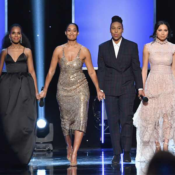 Kerry Washington, Tracee Ellis Ross, Lena Waithe, Jurnee Smollett-Bell, Angela Robinson, Laverne Cox