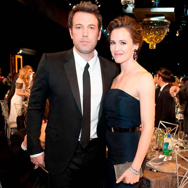 Ben Affleck, Jennifer Garner, SAG, SAG Awards, 2014