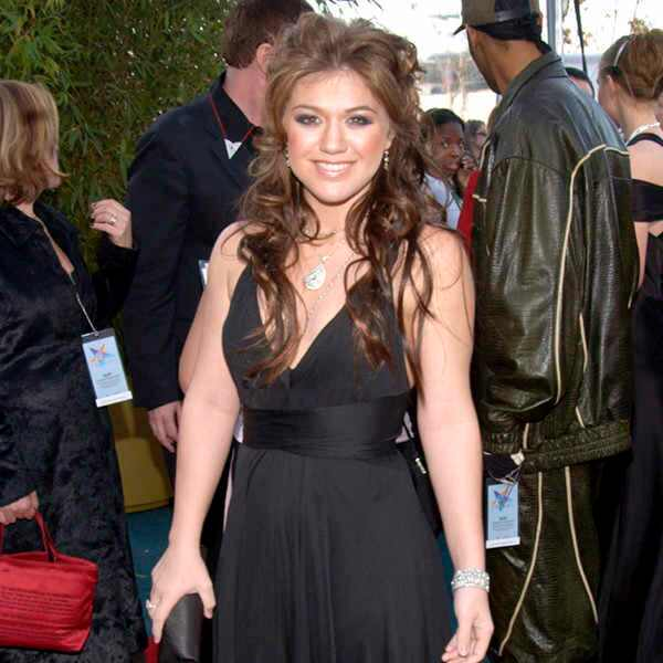 Kelly Clarkson, First Grammys