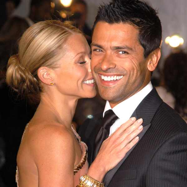 Kelly Ripa, Mark Consuelos, Met Gala 2007