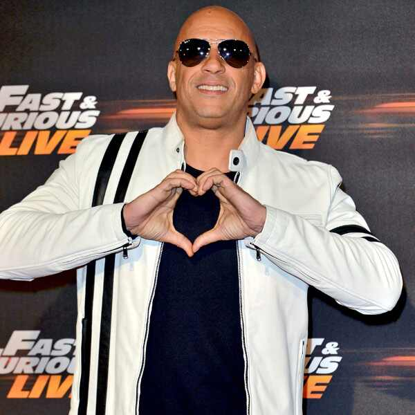 Vin Diesel, Fast and Furious Live