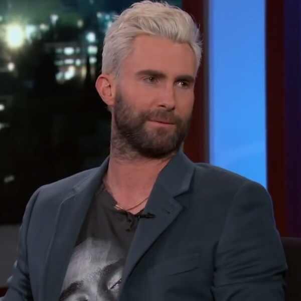 Adam Levine, Jimmy Kimmel Live