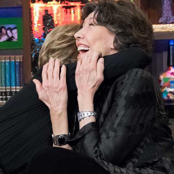 Jane Fonda, Lily Tomlin, Watch What Happens Live