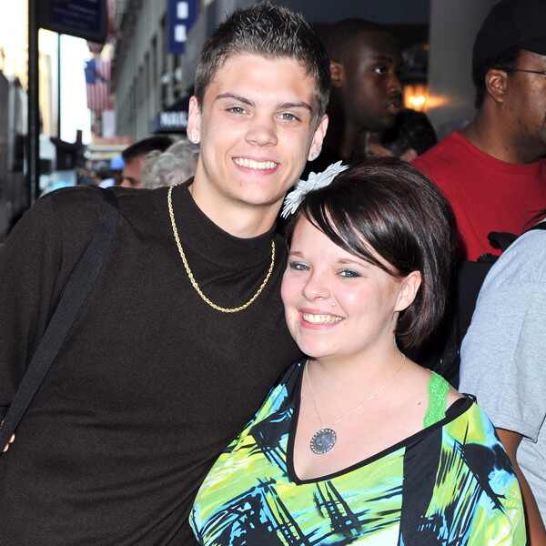 Catelynn Lowell, Tyler Baltierra, Teen Mom