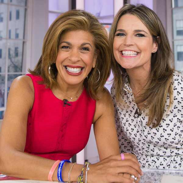 Hoda Kotb, Savannah Guthrie, Today