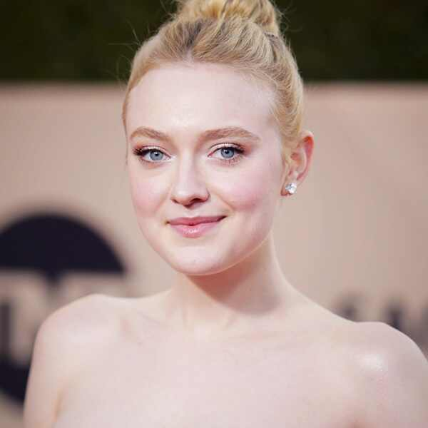 ESC: Dakota Fanning, SAG Awards Beauty