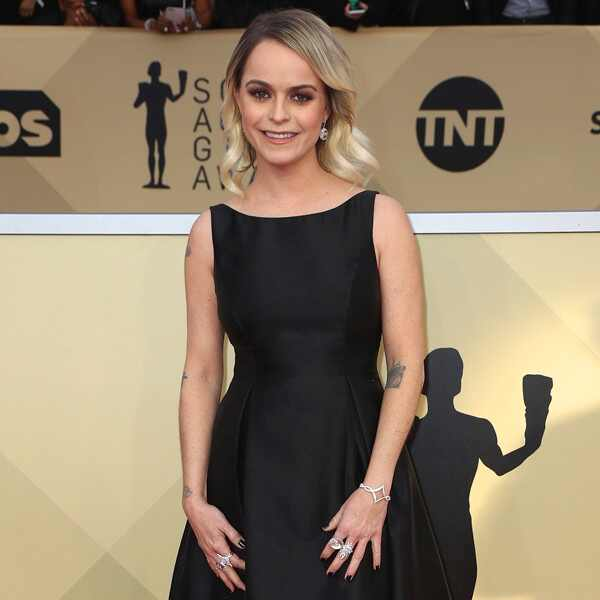 Taryn Manning, 2018 SAG Awards, Red Carpet Fashions