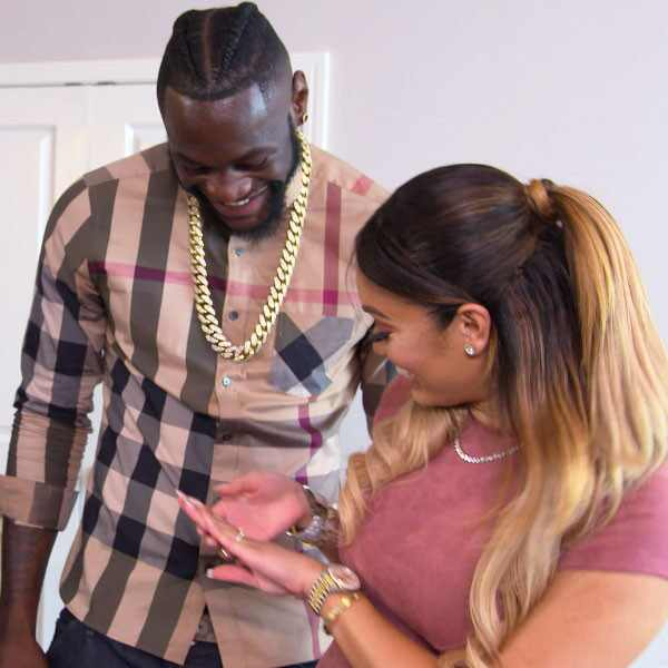 Telli Swift, Deontay Wilder, WAGS Atlanta 104