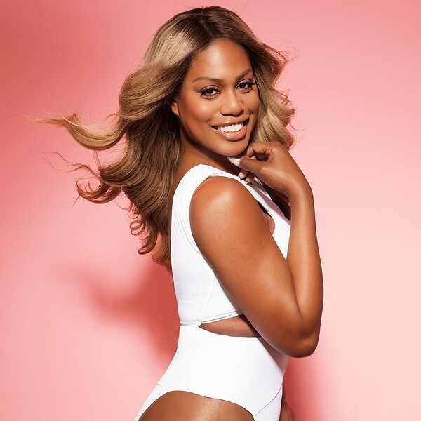 Laverne Cox, Cosmopolitan South Africa