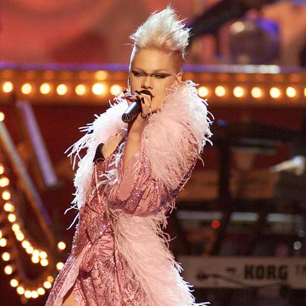 Pink, Grammys, Grammy Awards, 2002