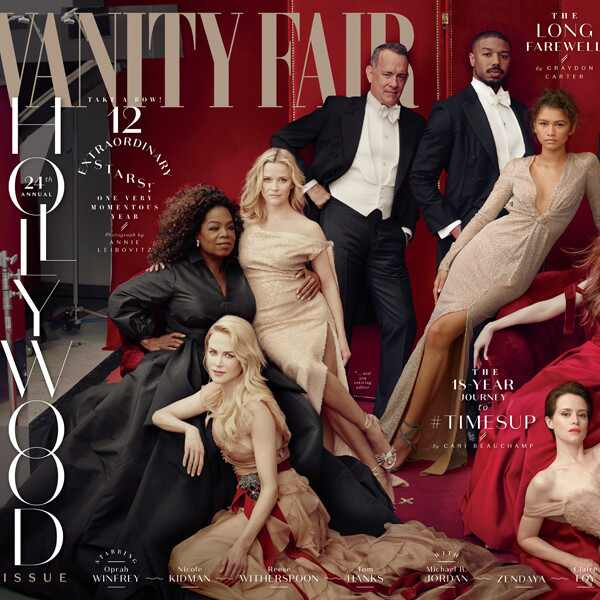 James Franco é removido digitalmente da próxima capa da revista Vanity Fair