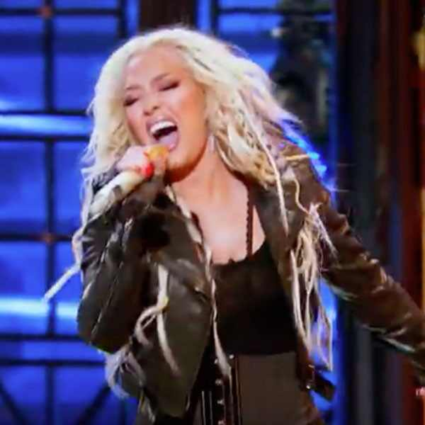 Erika Jayne, Christina Aguilera, Lip Sync Battle