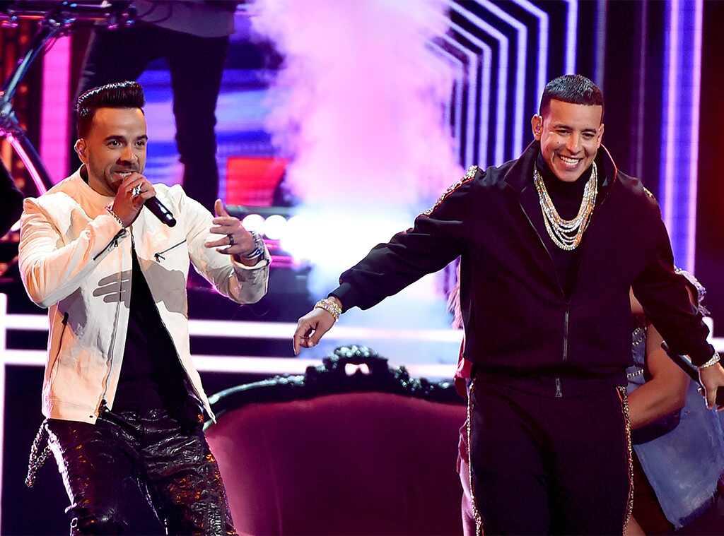 Luis Fonsi, Daddy Yankee, 2018 Grammy Awards, Performances