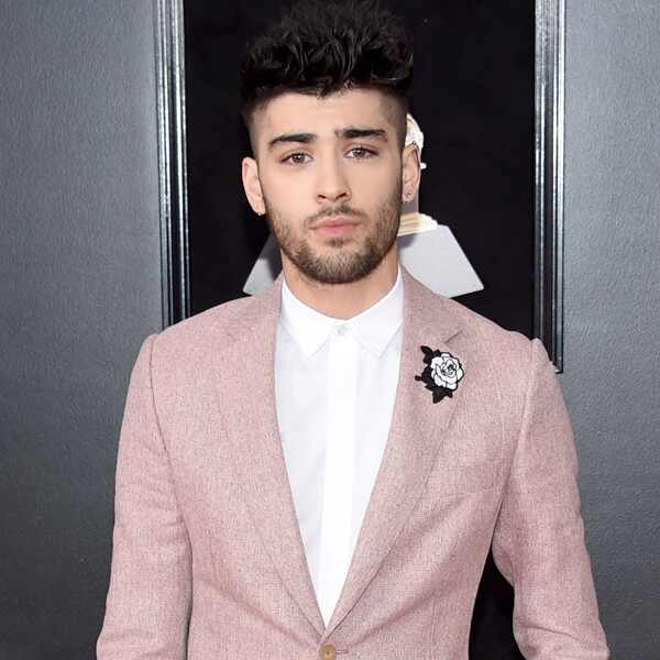 Zayn Malik, 2018 Grammy Awards, Red Carpet Fashions