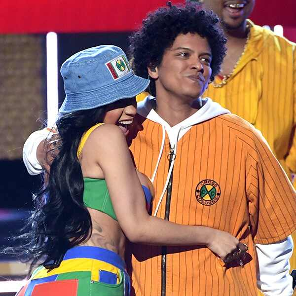 Cardi B, Bruno Mars, 2018 Grammy Awards, Performances