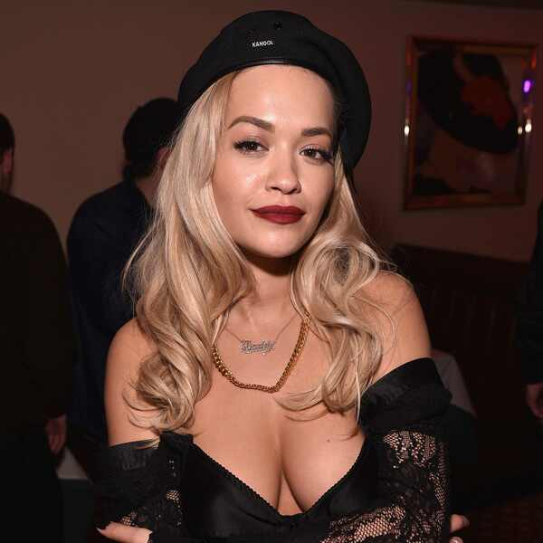 Rita Ora, 2018 Grammy Awards, Party Pics