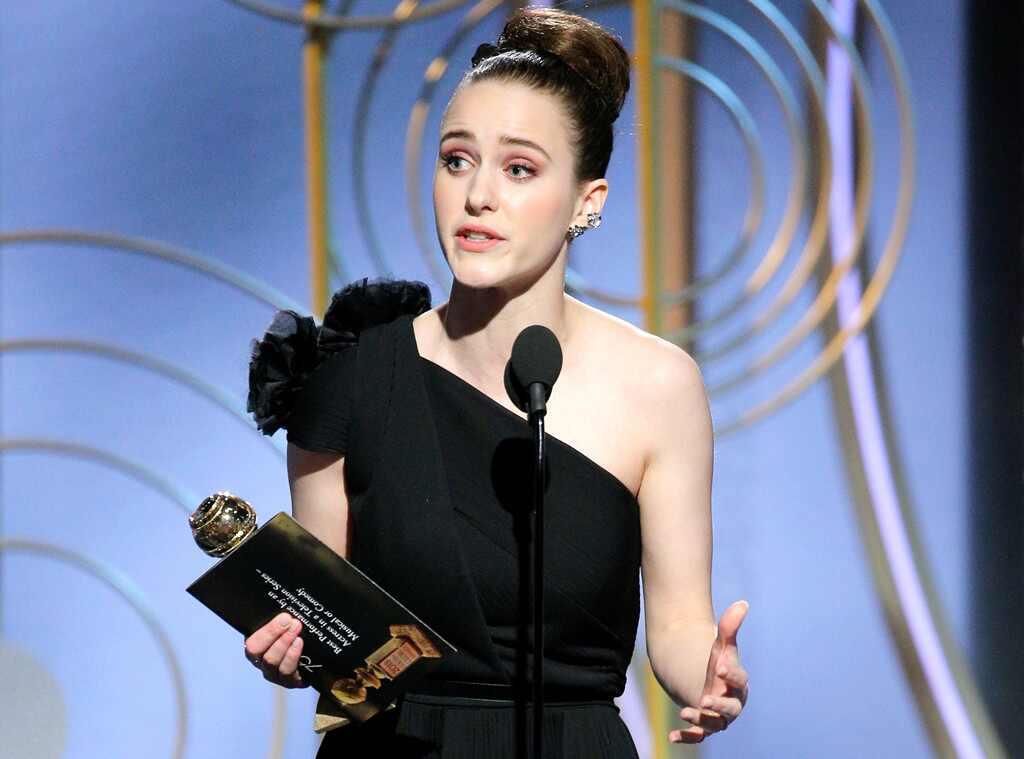 Rachel Brosnahan, 2018 Golden Globes, Winners
