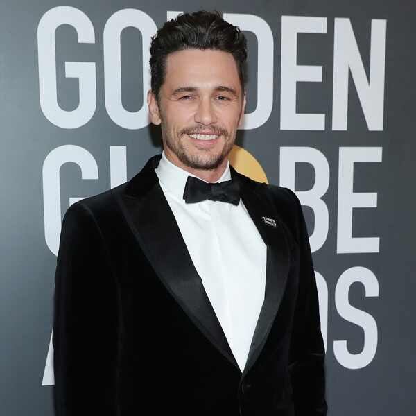 James Franco, 2018 Golden Globes, Red Carpet Fashions
