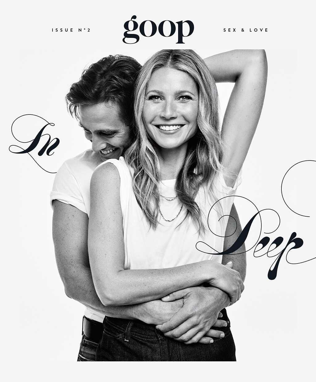 Gwyneth Paltrow anunció su compromiso ¡y Chris Martin está encantado!