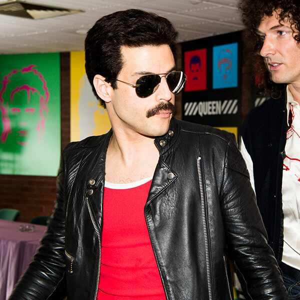 Bohemian Rhapsody, Rami Malek