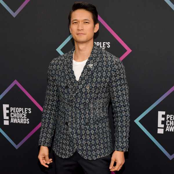 Harry Shum Jr., 2018 Peoples Choice Awards, PCAs, Red Carpet Fashions