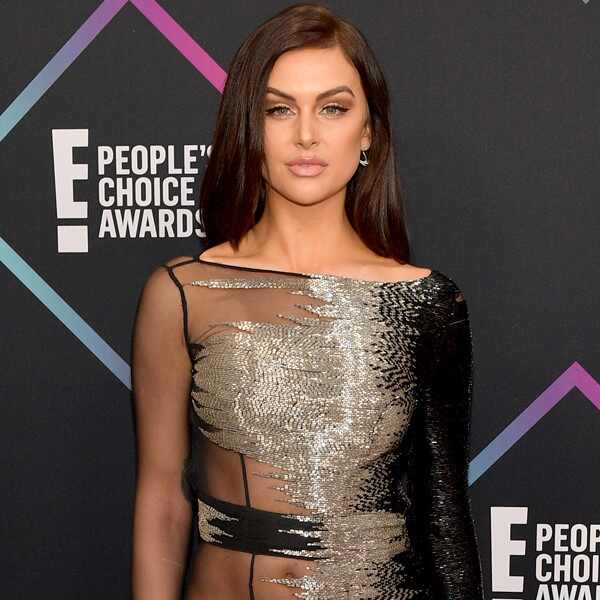 Lala Kent, 2018 Peoples Choice Awards, PCAs, Red Carpet Fashions