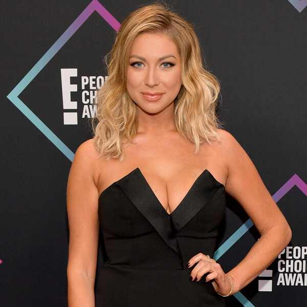 Stassi Schroeder, 2018 Peoples Choice Awards, PCAs, Red Carpet Fashions