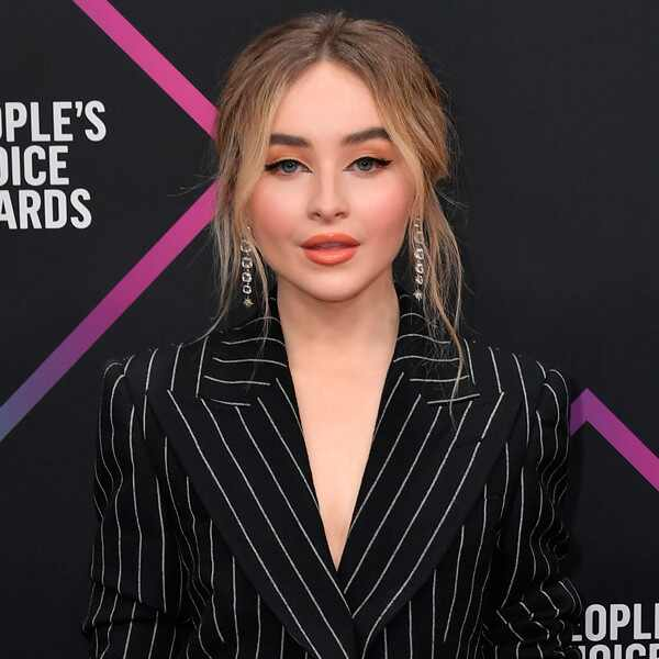 Sabrina Carpenter, 2018 Peoples Choice Awards, PCAs, Red Carpet Fashions