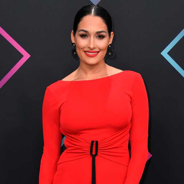 Nikki Bella, 2018 Peoples Choice Awards, PCAs, Red Carpet Fashions